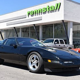 1991 Chevrolet Corvette ZR-1 Coupe for sale 100872688