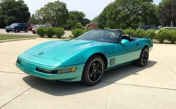 1991 Chevrolet Corvette Convertible for sale 100893403