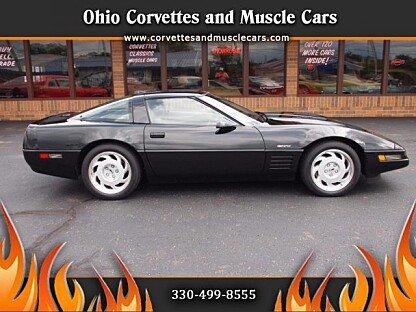 1991 Chevrolet Corvette ZR-1 Coupe for sale 100905629