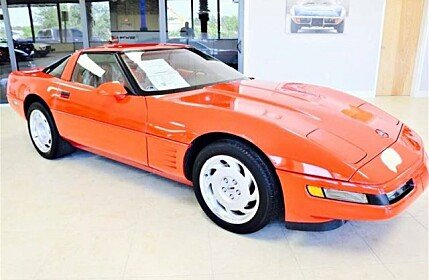1991 Chevrolet Corvette ZR-1 Coupe for sale 100906716