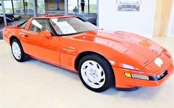 1991 Chevrolet Corvette ZR-1 Coupe for sale 100906716