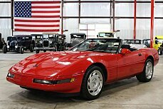 1991 Chevrolet Corvette Convertible for sale 100907337