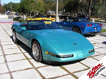 1991 Chevrolet Corvette Convertible for sale 100943415