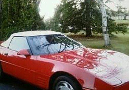 1991 Chevrolet Corvette for sale 100971213