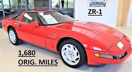 1991 Chevrolet Corvette for sale 100981357