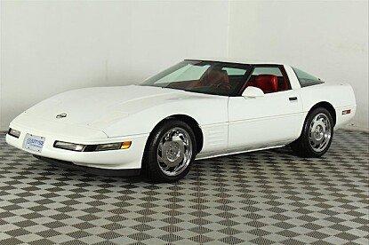 1991 Chevrolet Corvette Coupe for sale 101003667
