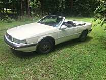 1991 Chrysler TC by Maserati for sale 101016616