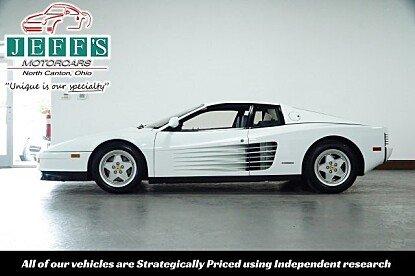 1991 Ferrari Testarossa for sale 100789486