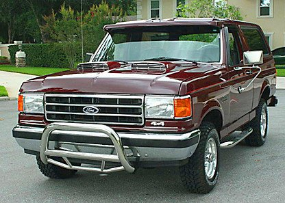 1991 Ford Bronco for sale 100998360