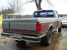 1991 Ford F150 4x4 Regular Cab for sale 100749533