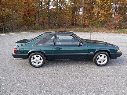 1991 Ford Mustang LX V8 Hatchback for sale 100923462