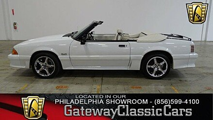 1991 Ford Mustang GT Convertible for sale 100965639