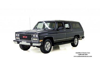 1991 GMC Suburban 2WD 2500 for sale 100880216