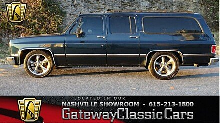 1991 GMC Suburban 2WD for sale 100950600