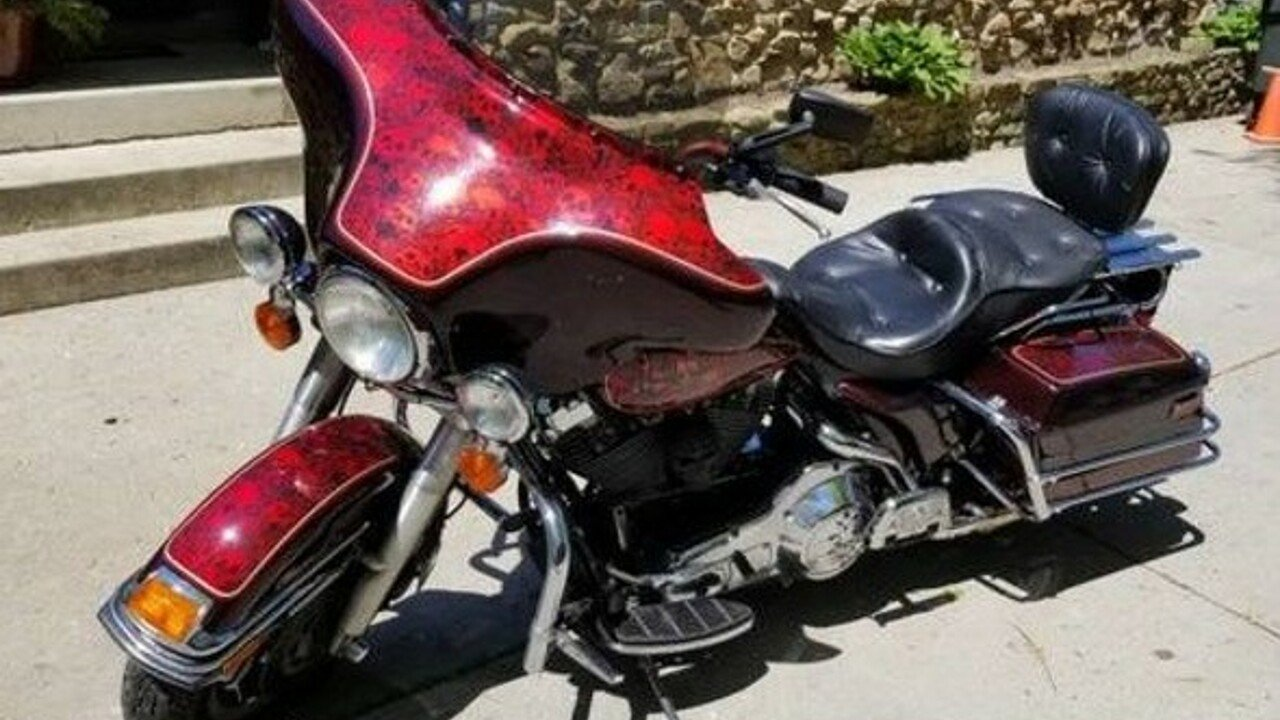 1991 Harley-Davidson Touring for sale 200587427