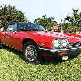 1991 Jaguar XJS V12 Convertible for sale 100768755