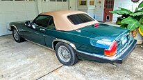 1991 Jaguar XJS V12 Convertible for sale 101050457