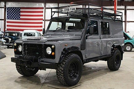 1991 Land Rover Defender for sale 100957497