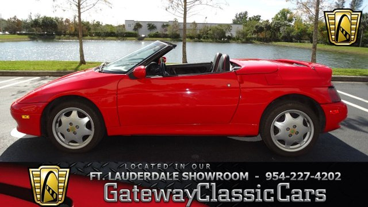 1991 Lotus Elan SE for sale 100965221