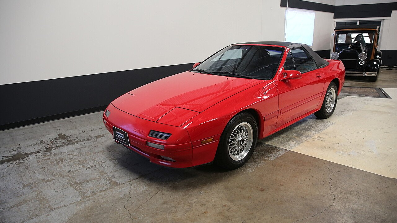 1991 Mazda RX-7 Convertible for sale 100885564