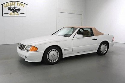 1991 Mercedes-Benz 300SL for sale 100821912