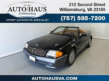 1991 Mercedes-Benz 300SL for sale 100886873