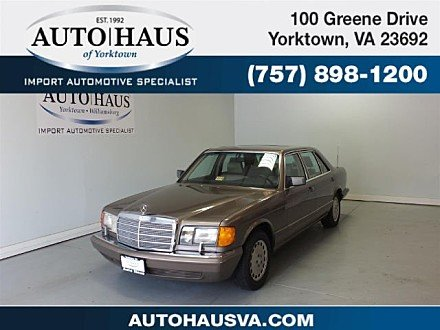 1991 Mercedes-Benz 420SEL for sale 100893563