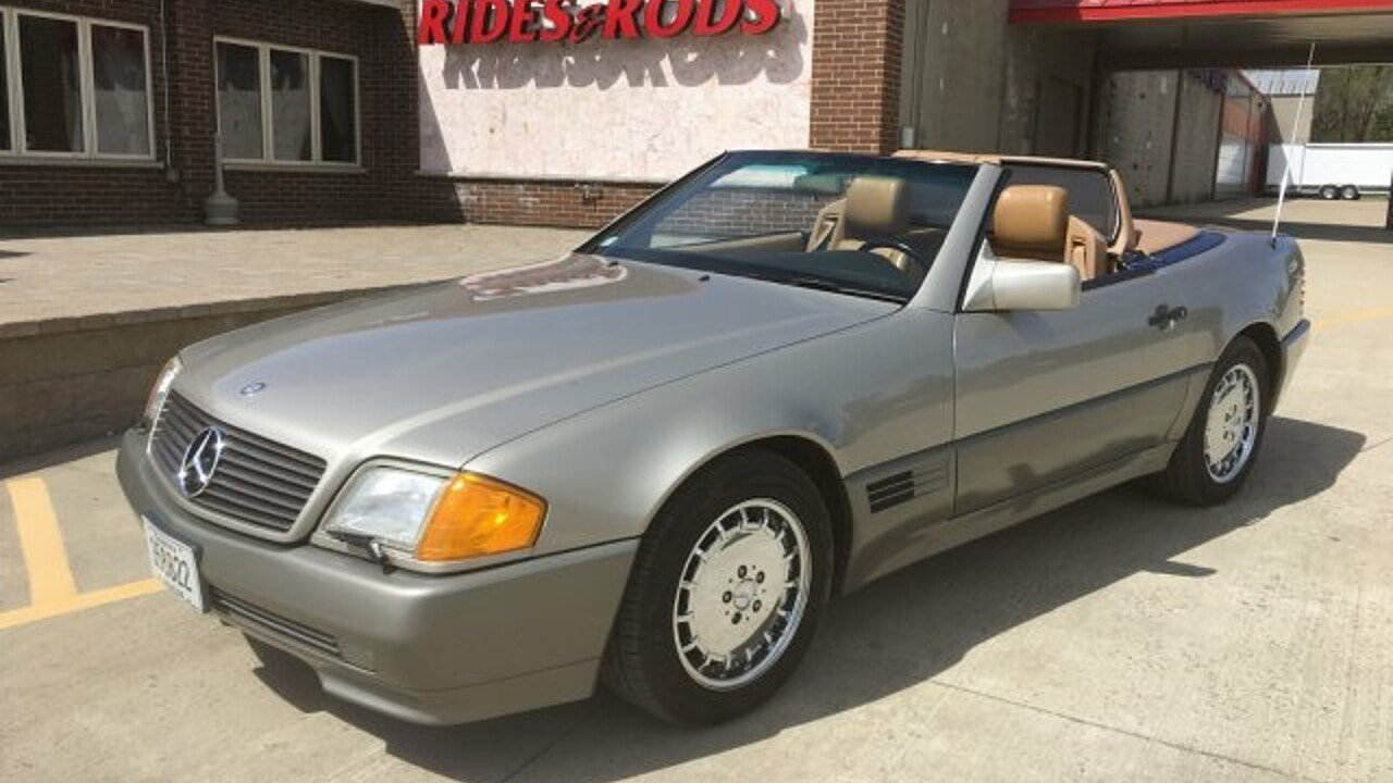 1991 Mercedes-Benz 500SL for sale 100986189