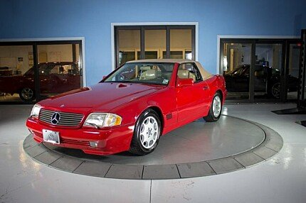 1991 Mercedes-Benz 500SL for sale 100989035