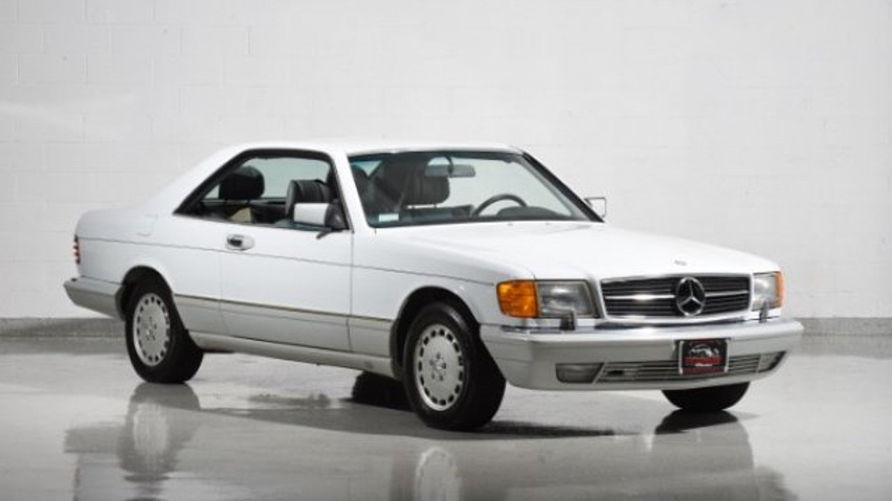 1991 Mercedes-Benz 560SEC for sale 100889282