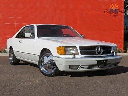 1991 Mercedes-Benz 560SEC for sale 100990899