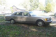 1991 Mercedes-Benz 560SEL for sale 100951616