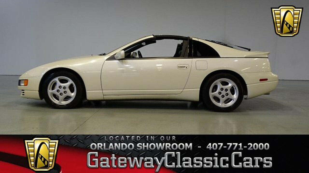 1991 Nissan 300ZX Twin Turbo Hatchback for sale 100964967