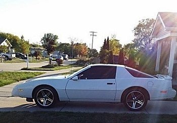 1991 Pontiac Firebird Coupe for sale 100859868