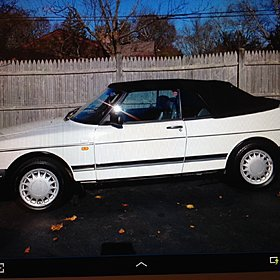 1991 Saab 900 S Convertible for sale 100765466
