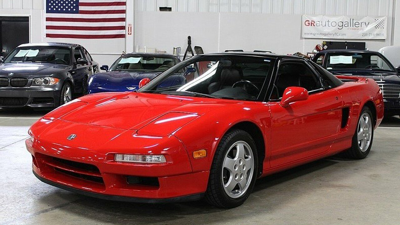 Acura NSX For Sale Near Grand Rapids Michigan Classics - Acura nsx for sale by owner