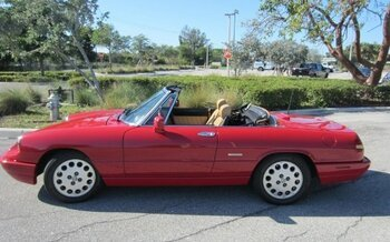 1991 alfa-romeo Spider for sale 100977581