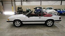 1991 ford Mustang LX V8 Convertible for sale 101003848