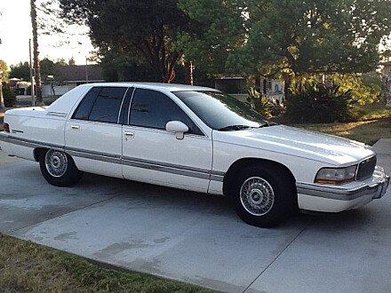 1992 Buick Roadmaster Limited Sedan for sale 100817089