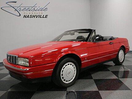 1992 Cadillac Allante for sale 100776141