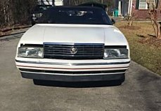 1992 Cadillac Allante for sale 100972874