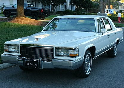 1992 Cadillac Brougham for sale 100844909