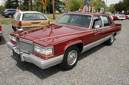 1992 Cadillac Brougham for sale 100870135