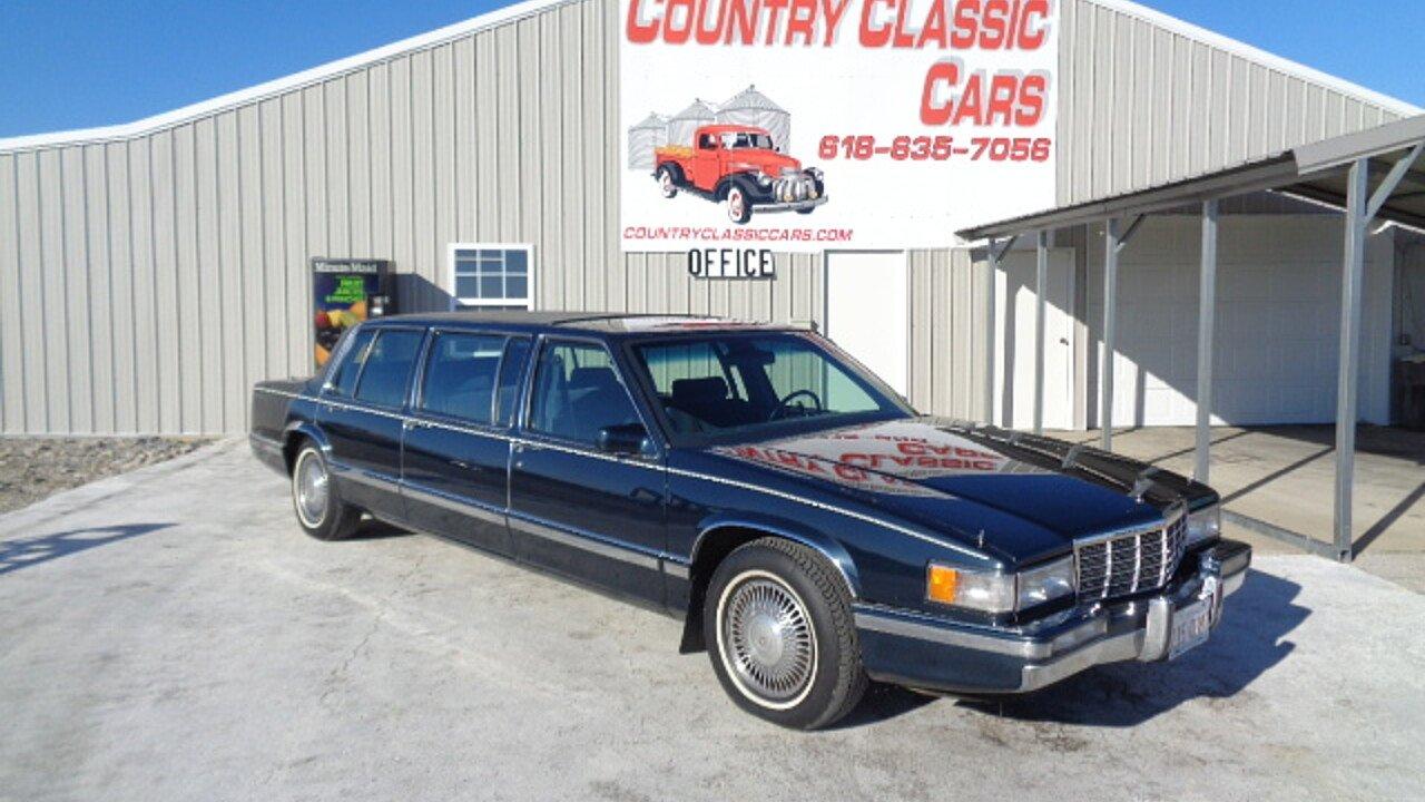 1992 Cadillac De Ville for sale near Staunton, Illinois 62088 ...