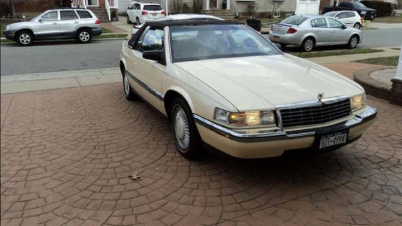 1992 Cadillac Eldorado for sale near Riverhead, New York 11901 ...