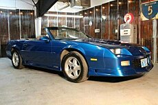 1992 Chevrolet Camaro RS Convertible for sale 100955257