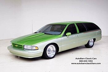 1992 Chevrolet Caprice Wagon for sale 100860185