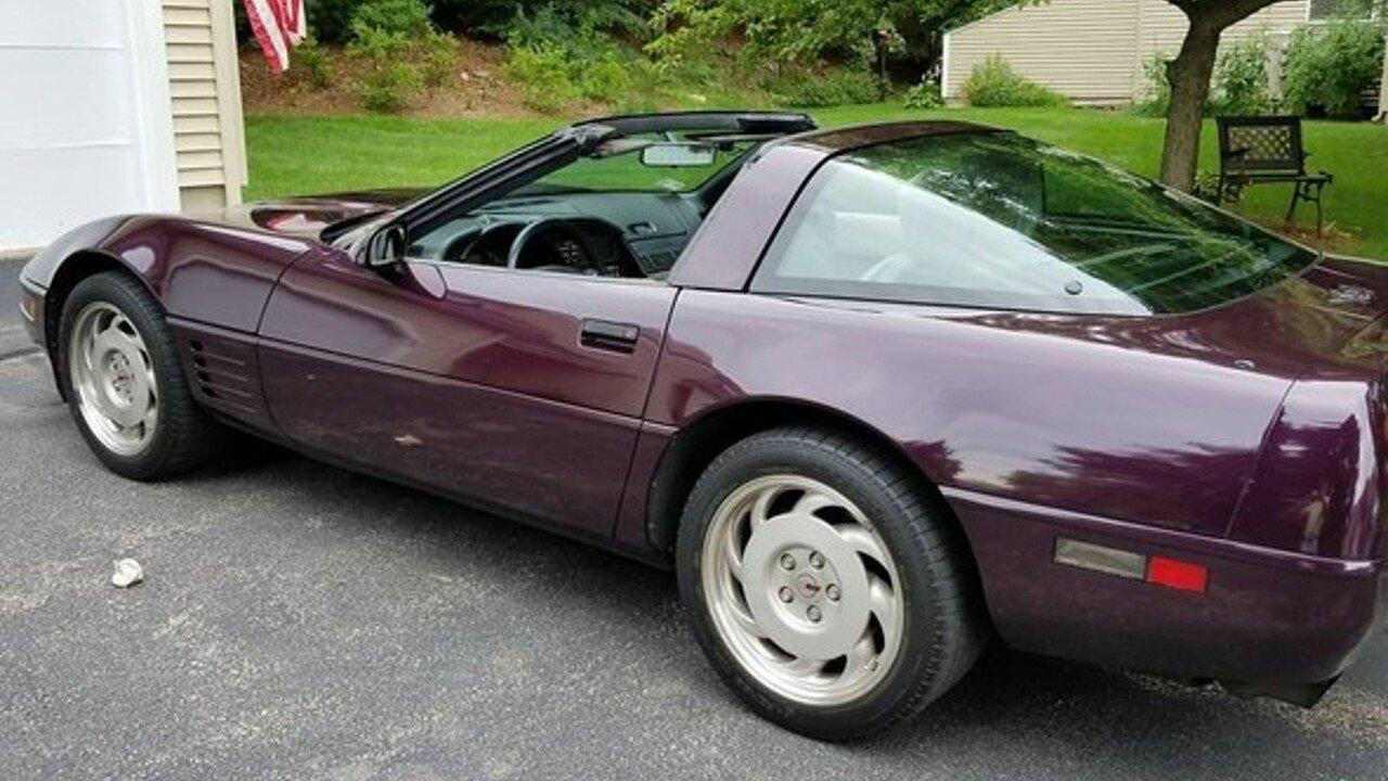 1992 chevrolet corvette coupe for sale 100898008