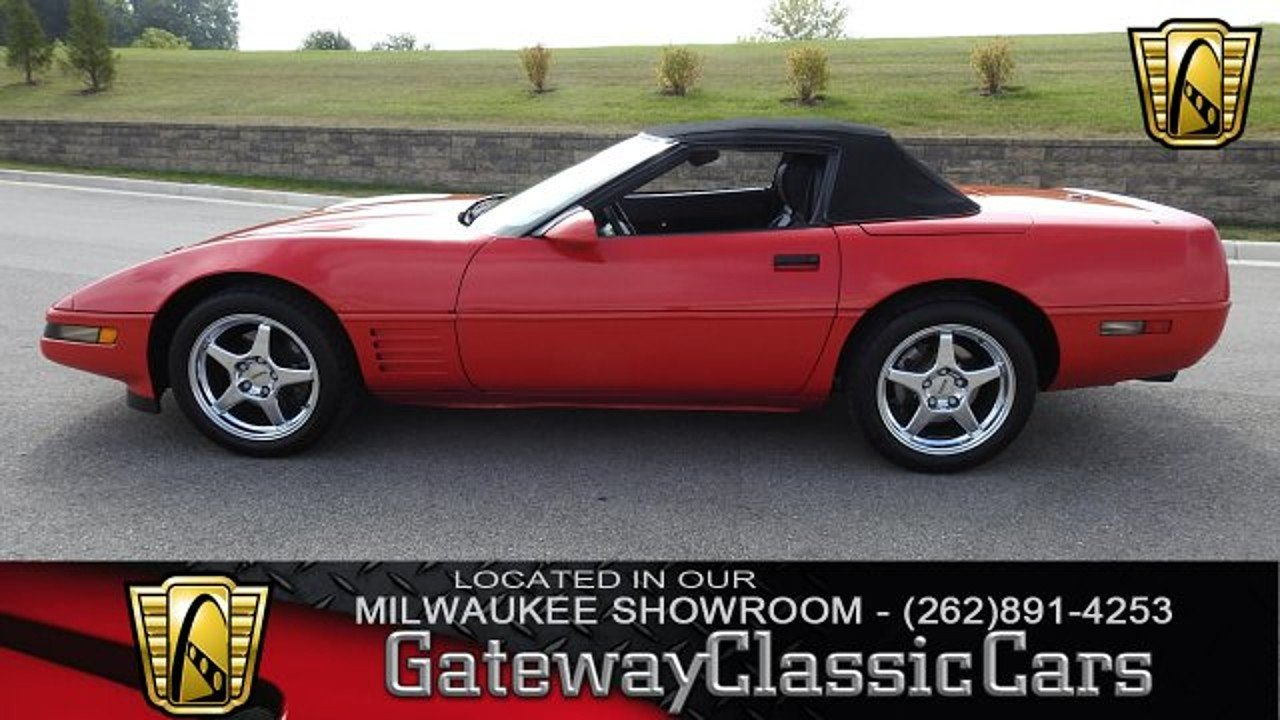 1992 Chevrolet Corvette Convertible for sale 100965493