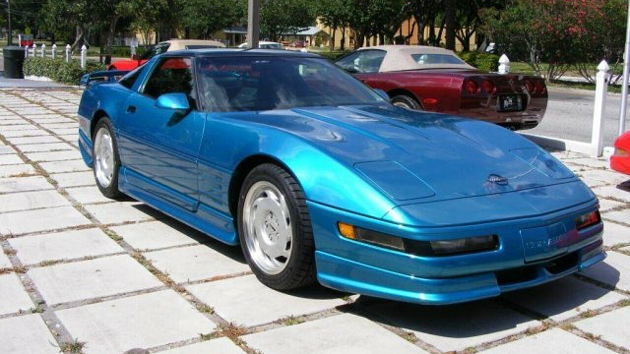 1992 Chevrolet Corvette Coupe for sale 101014758